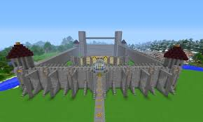 Castle Ideas Mcpe Mod For Android Apk Download