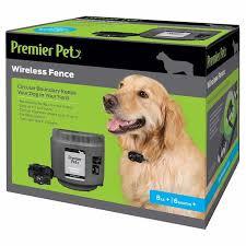 Premier Pet Wireless Dog Fence