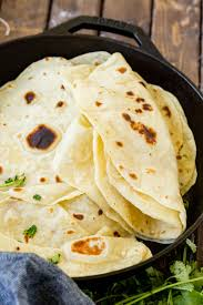 authentic homemade flour tortillas oh