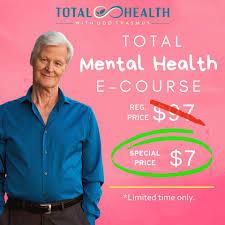 Udo Erasmus - Udo's 'Total Mental Health' Course is ONLY... | Facebook