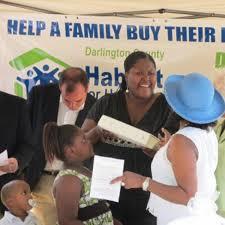 Darlington County Habitat dedicates four homes | Local News | scnow.com