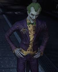 the joker arkhamverse batman wiki fandom