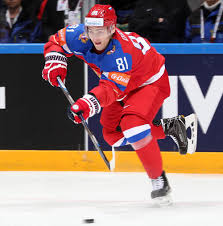 Dmitry Orlov Had Two Assists in Russia's 3-0 Shutout Over Norway