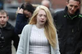Alesha MacPhail: Mum of tragic girl 'livid' at Aaron Campbell ...