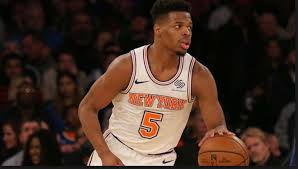 Dennis Smith Jr. says Knicks will make the playoffs | Zagsblog