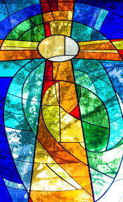 safely clean stained glass windows