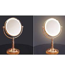 rwkdjgfhi led vanity mirror desktop