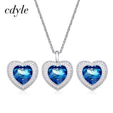 cdyle crystals from swarovski s925