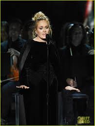 Adele Grammys 2017 - Celebs React to Stopping Performance | adele george  michael grammys celebs react 02 - … | Adele grammys, George michael,  Grammys 2017