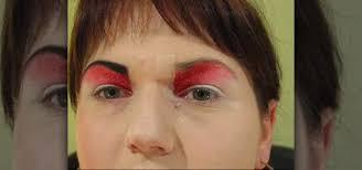 how to do modern geisha makeup makeup
