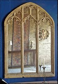 gothic style accessories mirrors