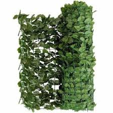 Our Faux Ivy Privacy Fence Is Perfect For Indoor And Outdoor Decoration Green Leaves Provide A Dense L In 2020 Artificial Hedges Privacy Fence Screen Fence Screening