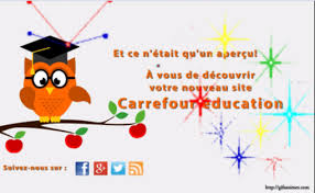 Voici la nouvelle version de Carrefour éducation! | Carrefour ...