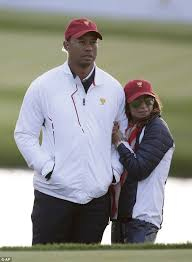 Tiger Woods cheated on ex-girlfriend Kristin Smith | Daily Mail Online