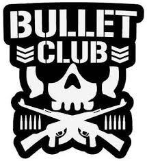 The Bullet Club Kenny Omega Young Bucks Villain Vinyl Car Decal Njpw Elite Wwe Ebay