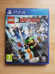 PS4 LEGO NINJAGO MOVIE GAME in WV60LN Wolverhampton for £15.00 for sale