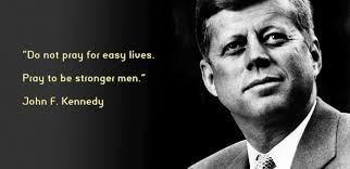 john f kennedy quotes getting fit tips