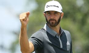 US Open: Dustin Johnson moves four clear at Shinnecock Hills ...