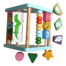Đồ chơi gỗ thông minh - Trò chơi đa năng Winwintoys