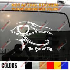 Eye Of Horus Egypt Decal Sticker Egyptian Symbol God Car Vinyl Pick Size Color F Car Stickers Aliexpress