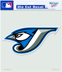 Toronto Blue Jays Official 8 X8 Mlb Car Decal Amazon Ca Home Kitchen