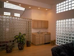 glass block walls