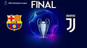 UEFA Champions League Final 2020 - Barcelona vs Juventus - YouTube