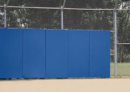 Construction Padding And Fence Toppers Porter Athletic