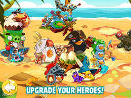 FREE MOD APK CRACKED: Angry Birds Epic APK+DATA