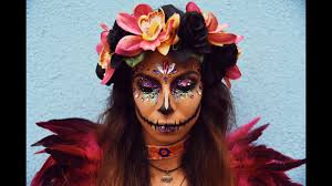 makeup ideas candy skull