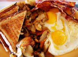 Image result for american breakfast fried eggs