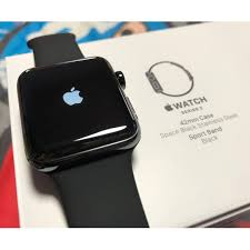 Apple Watch Series 2 42mm Space Black ...
