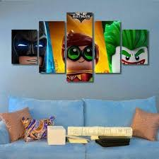 Order This Lego Batman Marvel Full Hd Personalized Customized Canvas Art Wall Art Wall Decor Now