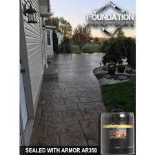 armor ar350 solvent based acrylic wet