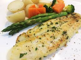 Lemon and Herb Fish Fillets Recipe ...