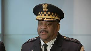 Chicago Police Superintendent Eddie Johnson cites 'personal values ...