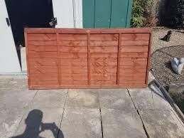 3 Foot Wooden Fence Panels In Ub7 Hillingdon For 20 00 For Sale Shpock