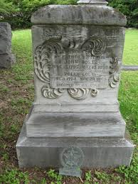 "Mary Margaret ""Polly"" McDonald Cole (1794-1869) - Find A Grave Memorial"