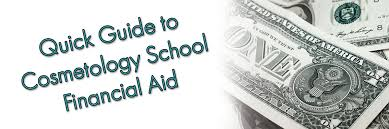 cosmetology financial aid