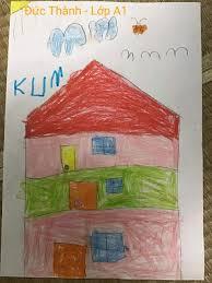 Kết quả học tập tại nhà các bé Khối Mẫu giáo Lớn (Tuần 3 ...