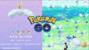 3 GREAT Shiny Swablu Nests in Pokemon GO