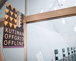 Kutiman: offgrid offline, Exhibition view. Courtesy of CJM   CJM