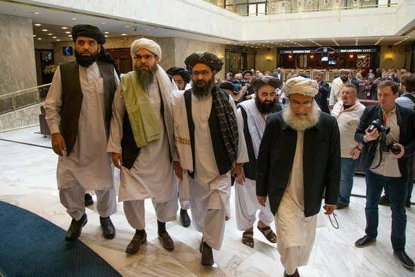 طالبان: راتلونکي حکومت کې به ټول ګوندونه حضور ولري