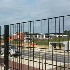 Double Bar Fencing Panel 656 Nylofor 2d Betafence