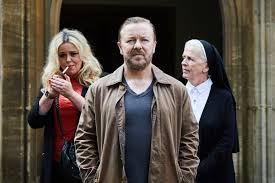 After Life' Renewed at Netflix, Ricky Gervais Signs Overall Deal ...