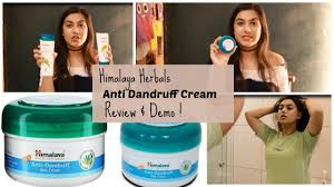 hima herbals anti dandruff cream