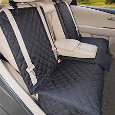 yesyees waterproof dog car seat covers