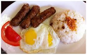 longanisa pork mince sausage erecipe