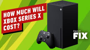 Xbox Series X: What (We Think) It Costs ...