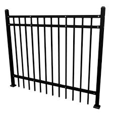 China New Product Steel Corner Fence Post Stainless Unclimbable Steel Fence And Gates China Pool Fencing Cast Iron Fence
